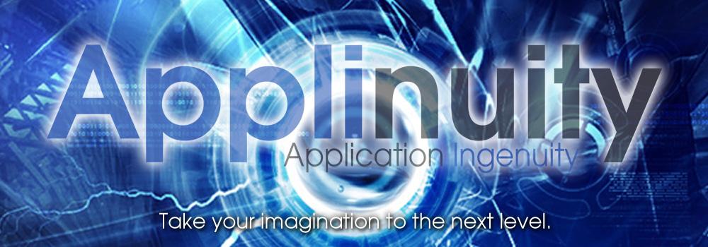 IMAGINE | Applinuity | Application Ingenuity | Web Application Development | Process Automation | Enterprise Resource Planning