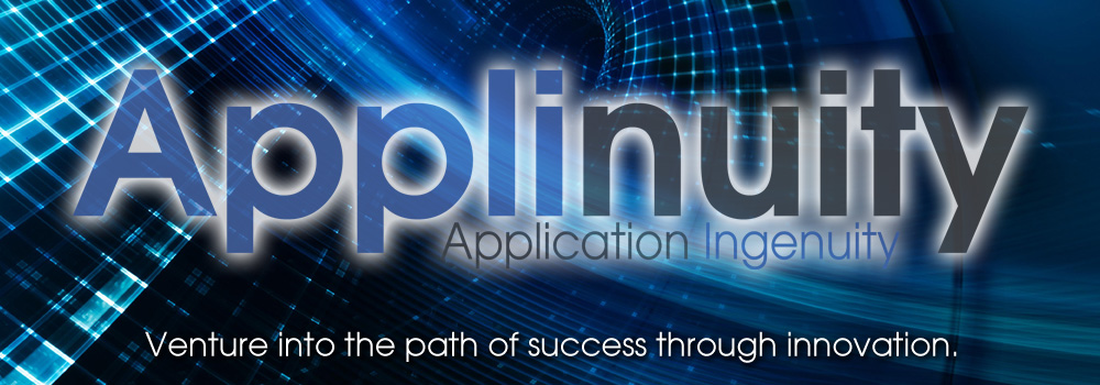 IMPRINTS | Applinuity | Application Ingenuity | Web Application Development | Process Automation | Enterprise Resource Planning
