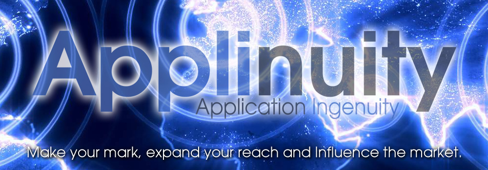 INFLUENCE | Applinuity | Application Ingenuity | Web Application Development | Process Automation | Enterprise Resource Planning