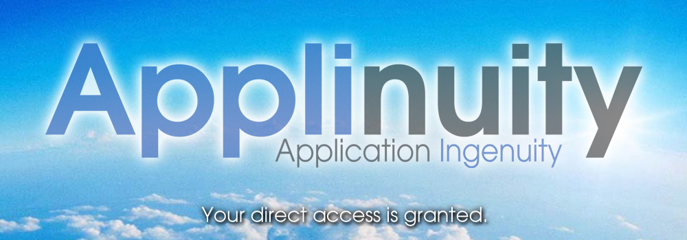 INQUIRE | Applinuity | Application Ingenuity | Web Application Development | Process Automation | Enterprise Resource Planning | Applinuity | Application Ingenuity | Web Application Development | Process Automation | Enterprise Resource Planning